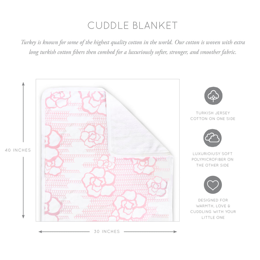 Capri Cuddle Blanket