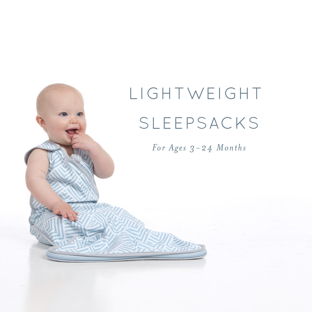 ZigZag Sleep Sack (Fits Ages 3 to 24 Months)
