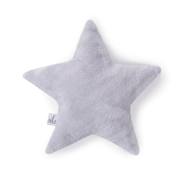 silver star pillow