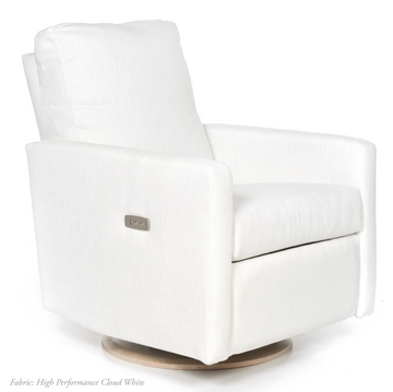 Drew – Recliner Swivel Nursery Glider