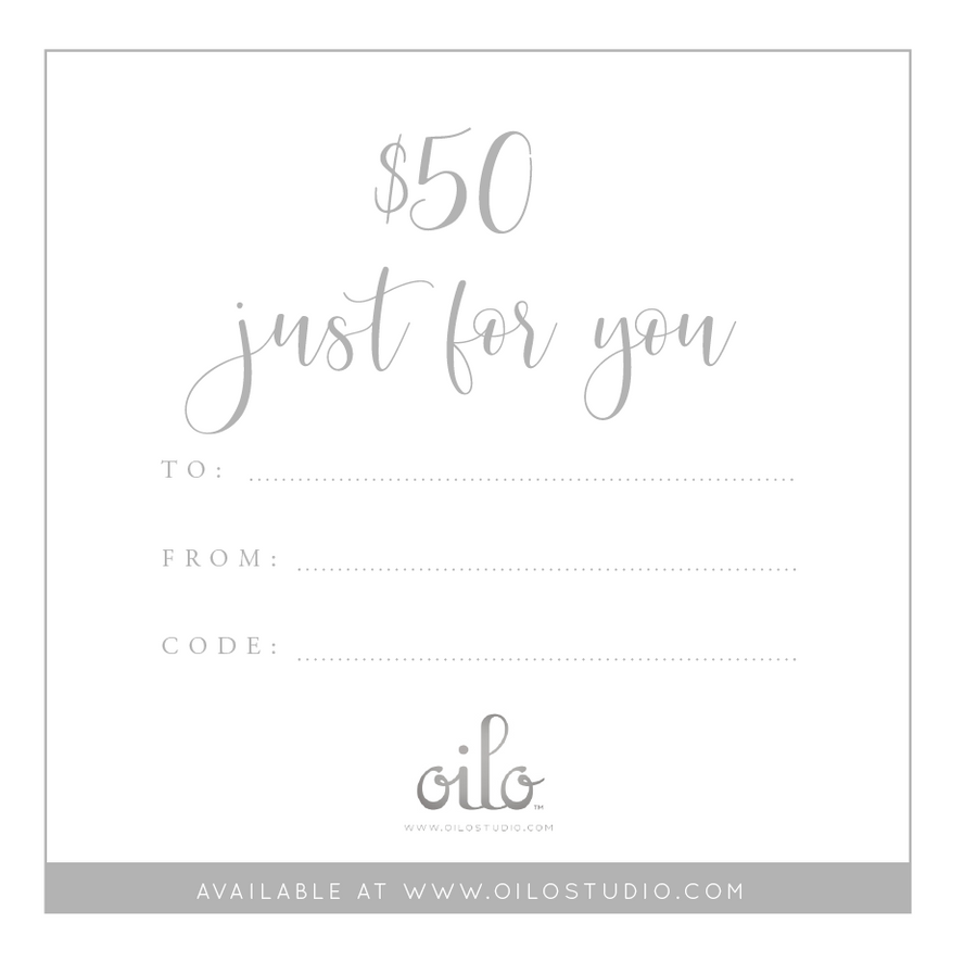 Girl Oilo Gift Card