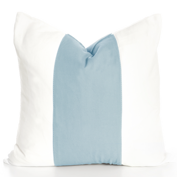 Aqua Band Pillow
