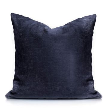Velvet Indigo Pillow