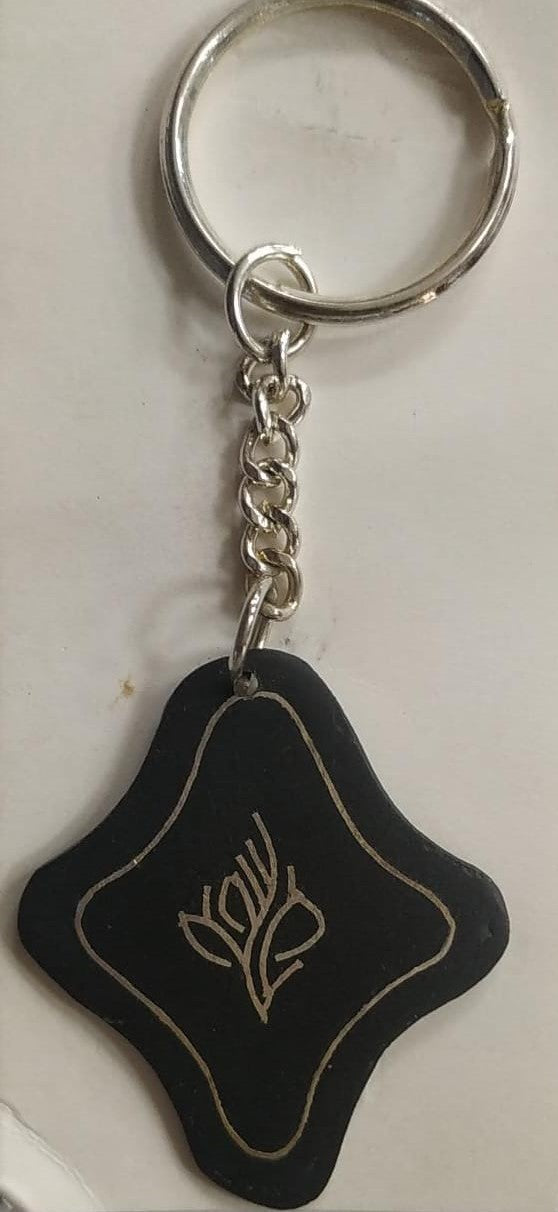 Bidri Key Chain