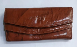 Leather Hand Pouch
