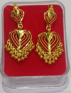1 Gram Gold Earrings