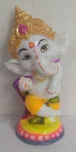 Culture Marble Standing Ganesh 5inch