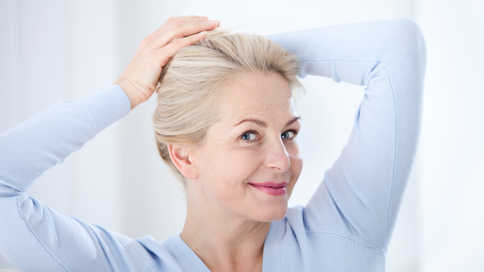 What You Need To Know About Taking Care Of Hair During Every Stage Of Menopause
