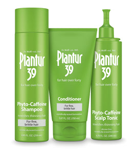Plantur 39 Phyto-Caffeine Made For You 3-Step System