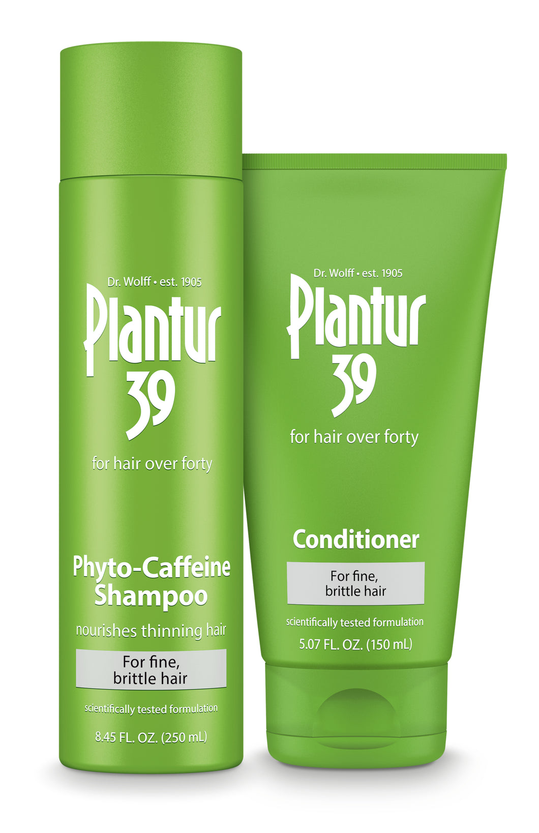 Plantur 39 Phyto-Caffeine Cleanse & Nourish Kit