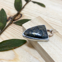 Load image into Gallery viewer, Forest Dweller Necklace - Pyrite Arrow