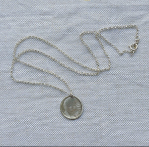 Sunshine Coin Necklace