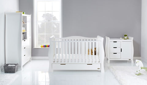 Obaby stamford luxe baby furniture sets