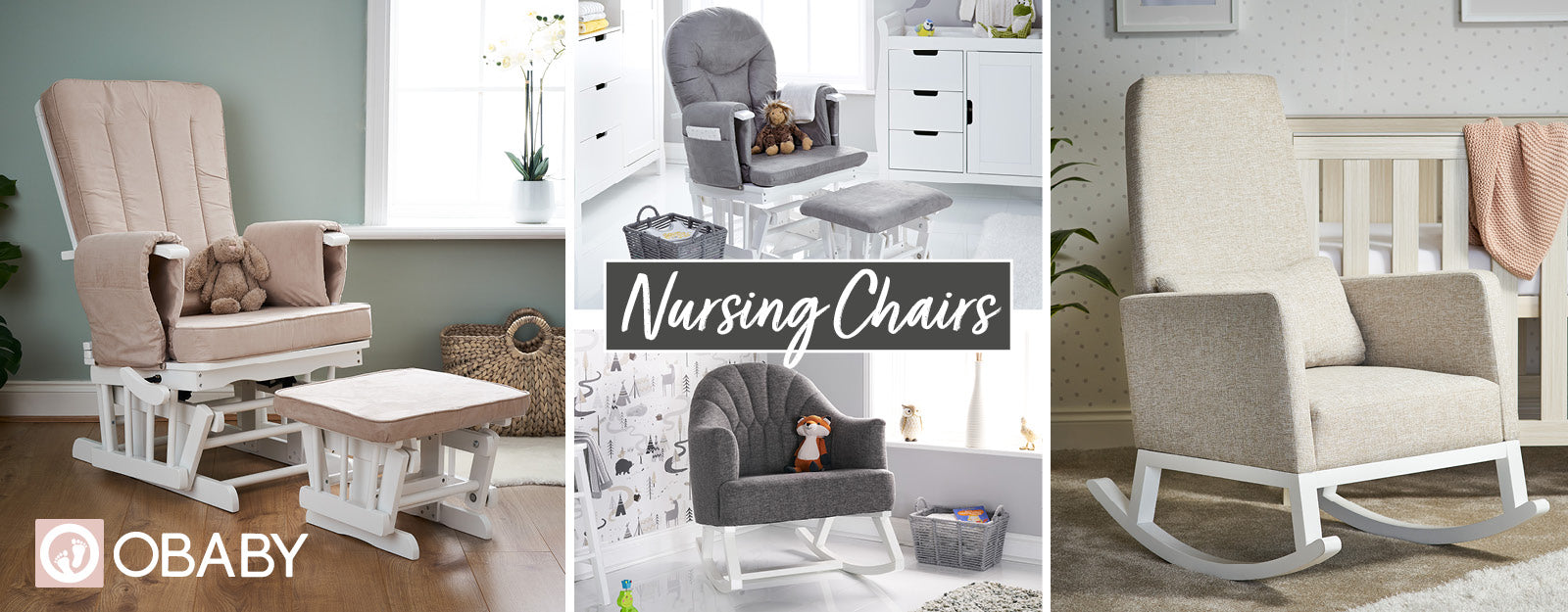 Obaby Nursing Chair Collection