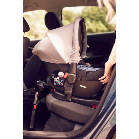 Ickle Bubba Galaxy car seat and Isofix base