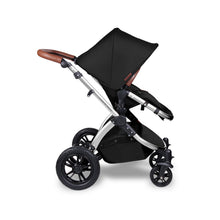 Load image into Gallery viewer, Ickle Bubba Stomp V4 Special Edition All in One Mercury I-Size Isofix Travel System - Chrome Chassis