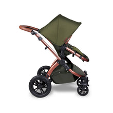 Load image into Gallery viewer, Stomp V4 2 In 1 Carrycot & Pushchair - Woodland / Bronze