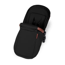 Load image into Gallery viewer, Stomp V4 2 In 1 Carrycot & Pushchair - Midnight / Chrome
