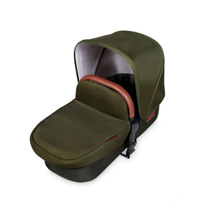 Stomp V4 2 In 1 Carrycot & Pushchair - Woodland / Bronze