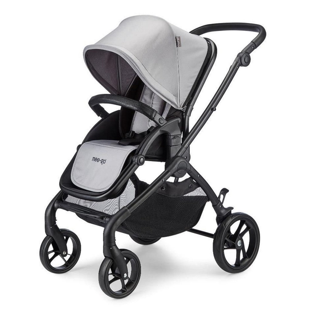 Plumo Stroller Package (incl. Accessories) - Ash Grey