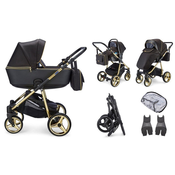 Santino Special Edition Travel System Package - Gold Leaf