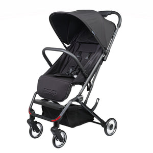 Trio Plus - Jet Black