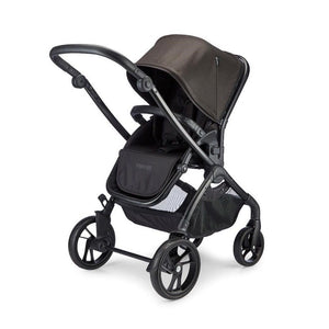 Mee-Go Plumo Travel System Package (incl. Car Seat) - Phantom Black