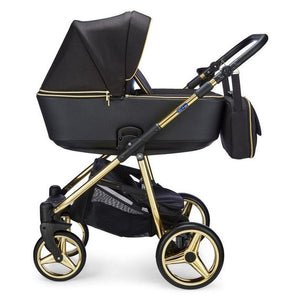 Mee-Go Santino Special Edition Travel System Package - Gold Leaf