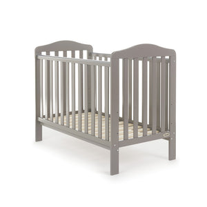 Ludlow Cot - Taupe Grey