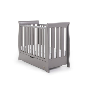 Stamford Space Saver Cot - Taupe Grey