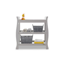 Load image into Gallery viewer, Stamford Space Saver 2 Piece Room Set - Warm Grey