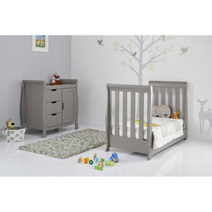 Stamford Mini 3 Piece Room Set - Taupe Grey