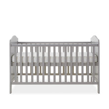 Load image into Gallery viewer, Whitby Cot Bed - Warm Grey