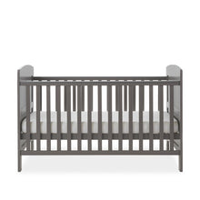 Load image into Gallery viewer, Grace Cot Bed - Taupe Grey