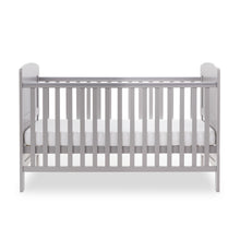 Load image into Gallery viewer, Grace Cot Bed - Warm Grey