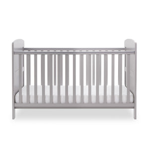 Grace Cot Bed - Warm Grey