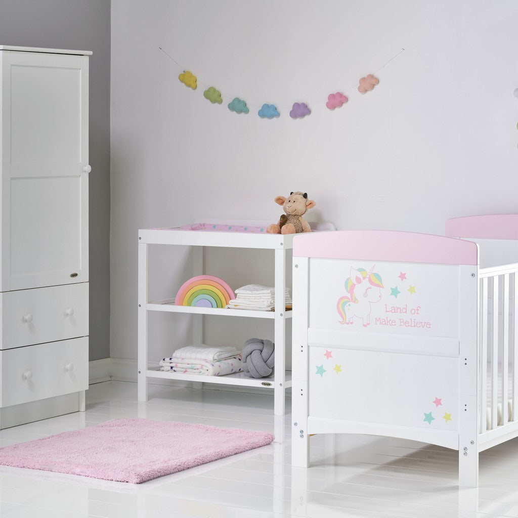 Grace Inspire 3 Piece Room Set - Unicorn