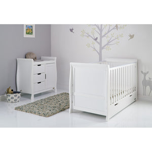Stamford Classic 2 Piece Room Set - White