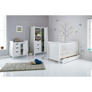 Stamford Classic 3 Piece Room Set - White