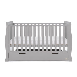 Stamford Classic Cot Bed - Warm Grey