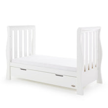 Load image into Gallery viewer, Stamford Luxe Cot Bed - White