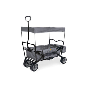 Paxi Folding Handcart - Grey