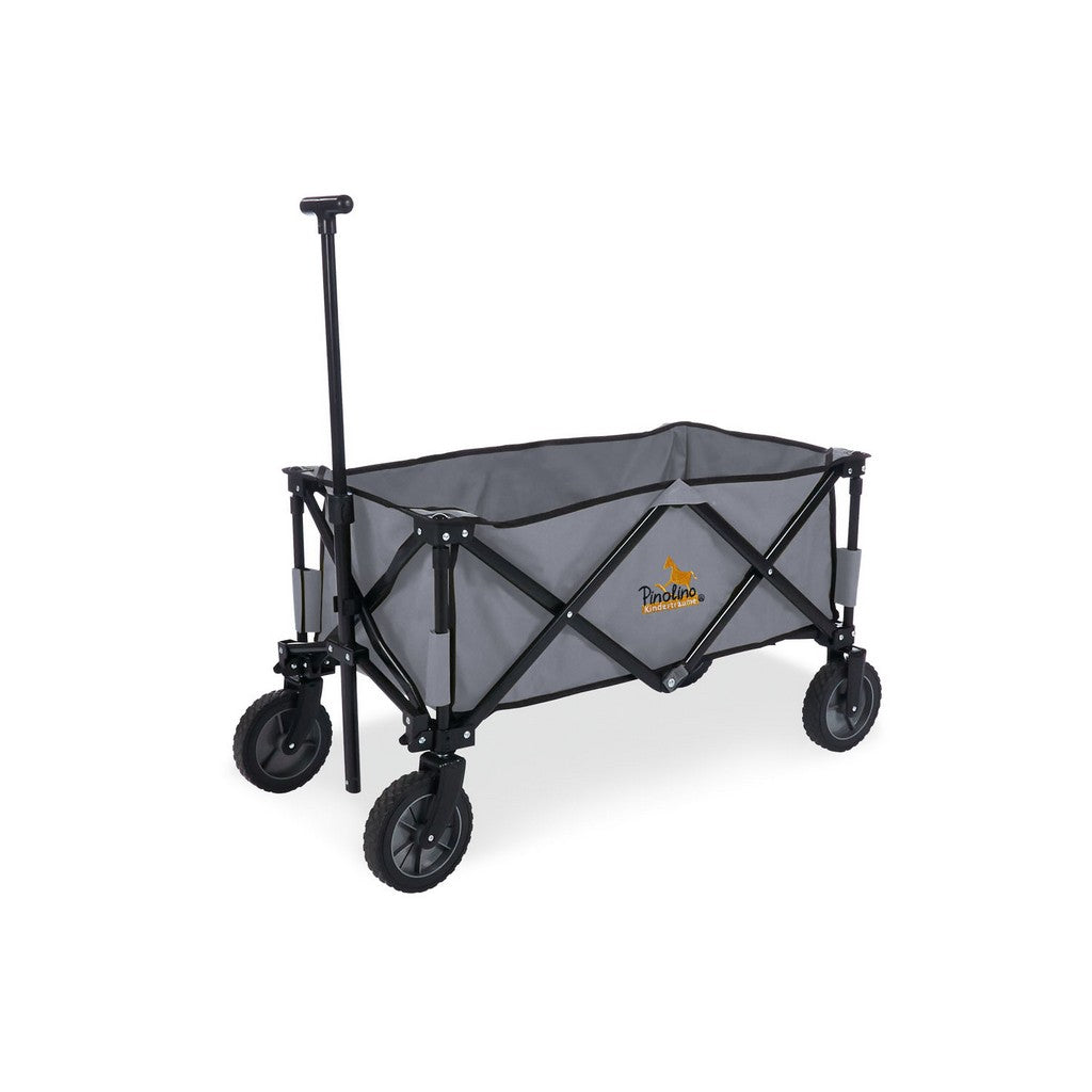 Porti Folding Handcart - Grey