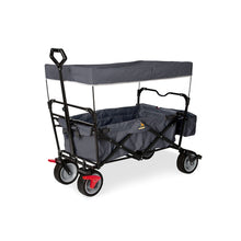 Load image into Gallery viewer, Paxi Dix Folding Handcart - Black