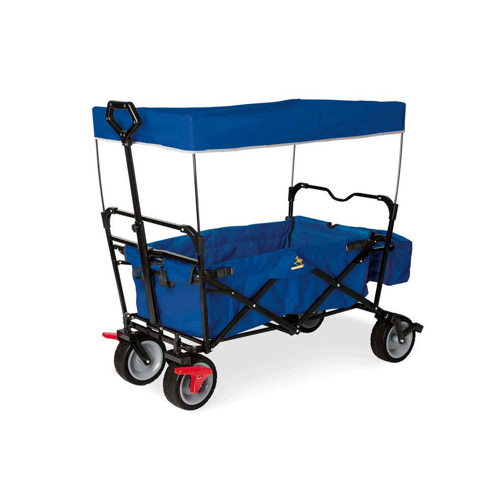 Paxi Dix Folding Handcart - Blue