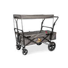 Load image into Gallery viewer, Piet Comfort Folding Handcart - Grey