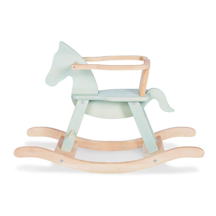 Pinolino Rocking Horse - Mint/Natural