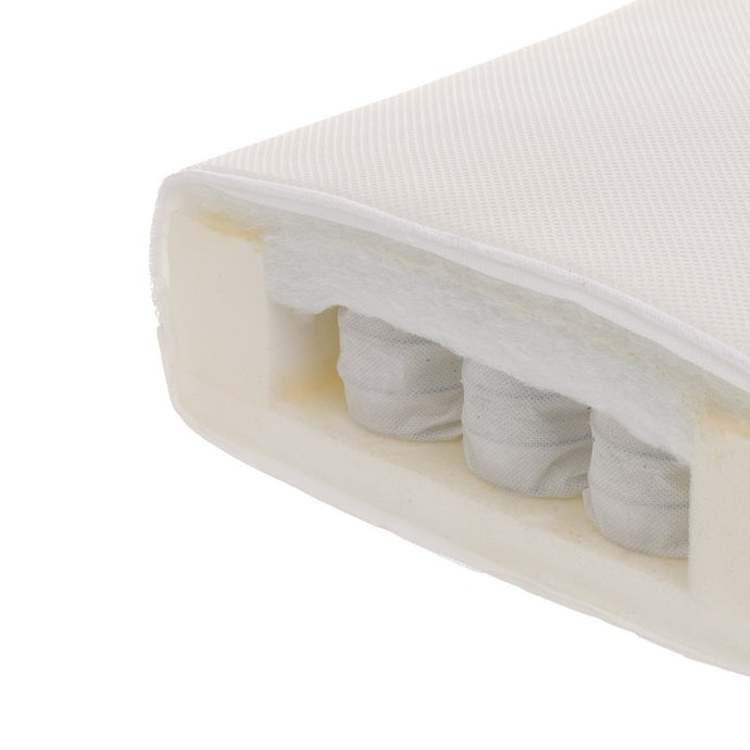 Obaby Breathable Dual Core Mattress