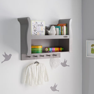 Stamford Shelf - Taupe Grey