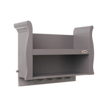 Load image into Gallery viewer, Stamford Shelf - Taupe Grey